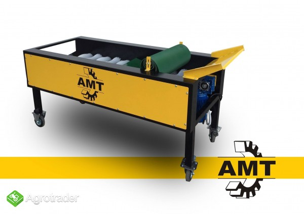 AMT szczotkarka czyszczarka - zdjęcie 3