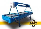 AMT Stół selekcyjny rolkowy, stół przebierczy