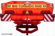 Dexwal rozsiewacz nawozów TORNADO DUO BIG 1250 L 2500 KG 2017
