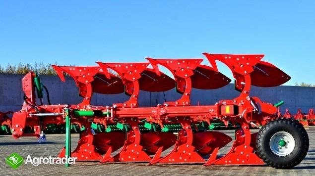 Pług pługi Agro-Masz VARIO obrotowy obracalne zrywalny zrywalne - zdjęcie 3