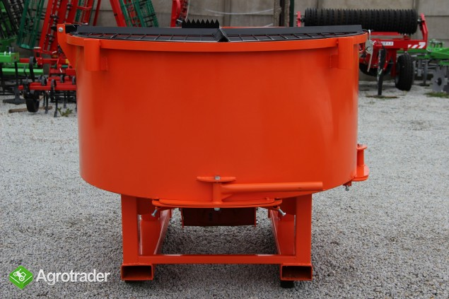 Betoniarki betoniarka ciągnikowa mixer Agro- Factory - zdjęcie 1