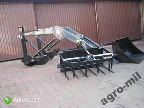 Tur ładowacz czołowy hydrauliczny II ursus c360 c 330 MF 235 255 T-25  - zdjęcie 2
