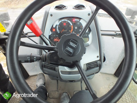 Ciągnik Model Agrotron 200 Marka Deutz – Fahr, stan idealny - zdjęcie 5