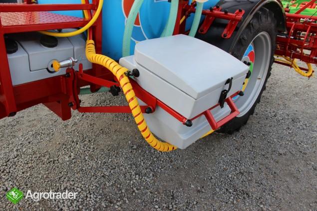 Opryskiwacz ciągany zaczepiany Calabria Biardzki hydrauliczny - zdjęcie 6