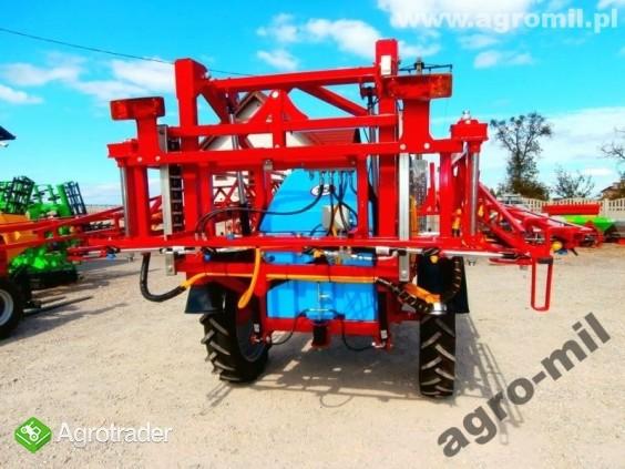 Opryskiwacz ciągany zaczepiany Calabria Biardzki hydrauliczny - zdjęcie 1