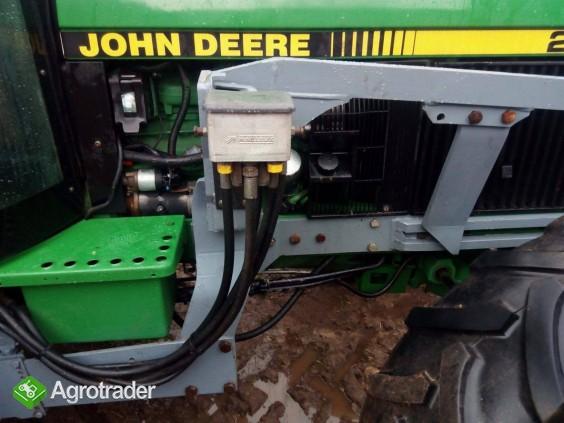 John Deere 2850 TL bogata wersja od rolnika napęd 4x4 - zdjęcie 2
