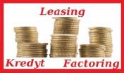 Kredyt bankowy , leasing , factoring