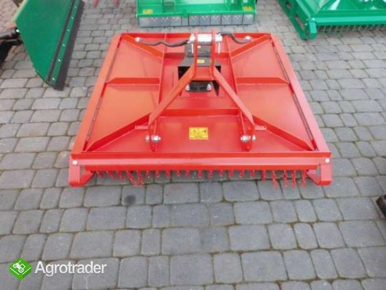 Kosiarka pielęgnacyjna rozdrabniacz mulczer 150 120 cm mini traktor  - zdjęcie 4