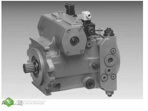 Pompa hydrauliczna Rexroth A4VTG90HW32R-NLD10F001S - zdjęcie 3