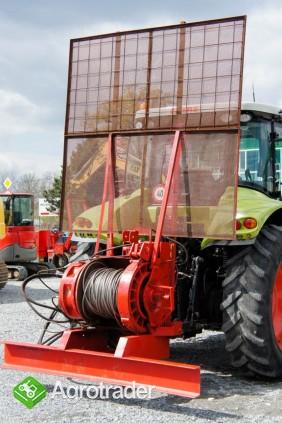 Wyciągarka hydrauliczna Poclain 60410, z Holandii - zdjęcie 5
