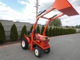 Kubota Bultra B 10 + TUR 4x4 mini traktor traktorek ogrodniczy iseki