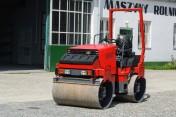 Walec do robót ziemnych Hamm HD12, 47 000 zł +VAT, stan db, z Holandii