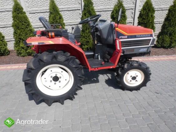 Yanmar F155 Super stan mini traktor iseki kubota hinomoto - zdjęcie 7
