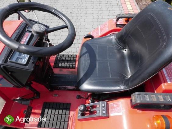 Yanmar F14 super stan mini traktor kubota iseki mitsubishi  - zdjęcie 3