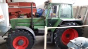 Fendt Favorit 612 LSA Turbomatik E