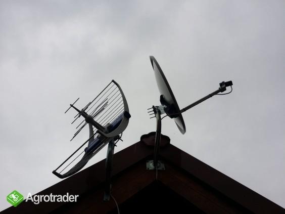 NC PLUS CYFROWY POLSAT naziemna DVB-T instalacja serwis REGULACJA mont - zdjęcie 1