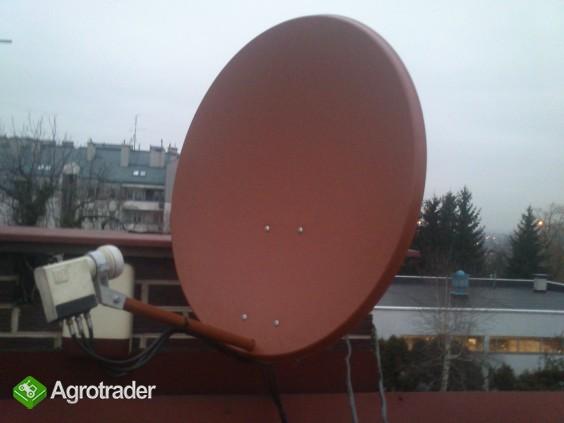 MONTAZ serwis zestawow satelitarnych ANTENOWYCH - zdjęcie 1