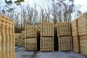 Ukraina. Skrzynie, opakowania europalety drewniane. Od 5 zl/szt.