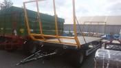 Przyczepa do przewozu bel WIELTON PRS-2S/S9