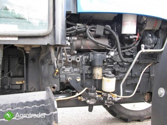 Ciągnik rolniczy  NEW HOLLAND T5030 - 2011 ROK - PNEUMATYKA - zdjęcie 6