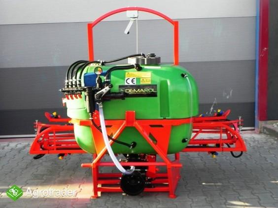 Opryskiwacz polowy zawieszany 300 litrów opryskiwacze lanca 10m