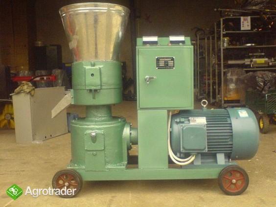 PELLECIARKA: wydajność do 800 kg/h, silnik 22 kW - zdjęcie 4