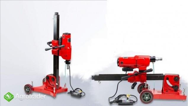 WIERTNICA DO BETONU (otwornica) moc silnika 2450 W max 255 mm, 2 biegi - zdjęcie 1