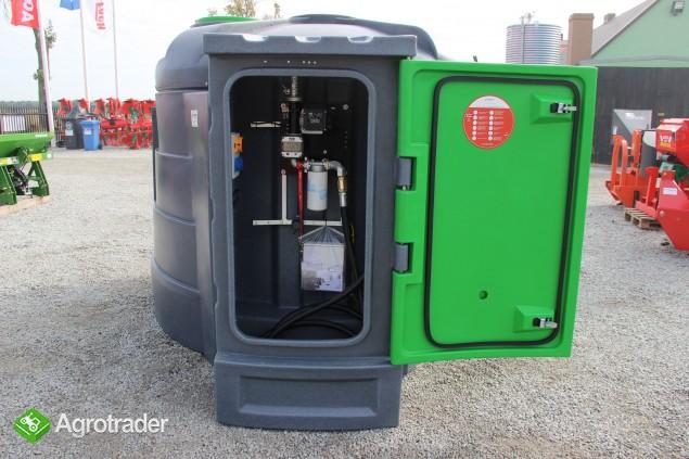 Zbiornik do paliwa cpn on 5000 L fortis dwupłaszczowy na ropę okazja - zdjęcie 4