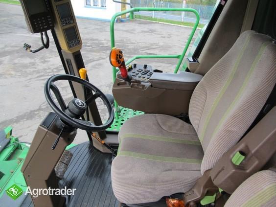 JOHN DEERE T 670 - 2008 ROK  - zdjęcie 3