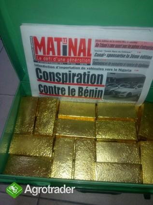Goldbarren in der Menge zum Verkauf