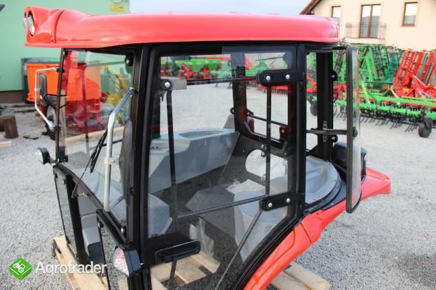 Kabina do ciągnika ciągnikowa C360 C-360 z błotnikami tworzywo Sokółka - zdjęcie 4