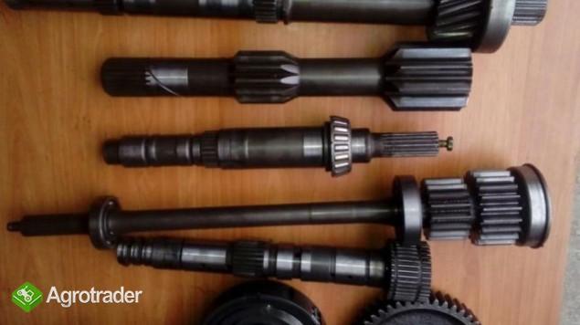 Wałki tryby kosze skrzyni biegów Same Titan145,150,160,165,190 części - zdjęcie 1