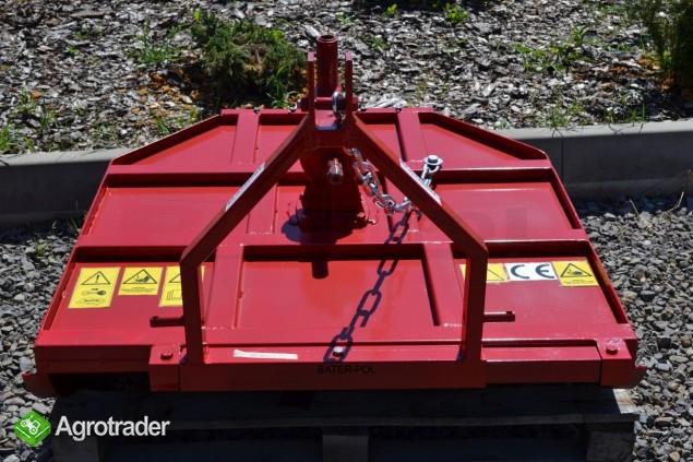 Rozdrabniacz sadowniczy, tłuka 150cm PK18 z kołem podporowym Rotosan