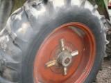 Koła kompletne 18,4 r 38 14pr Zetor Ursus Case Renault Massey