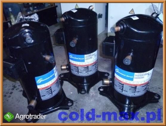 AGREGAT chłodniczy BITZER DO CHŁODNI PAROWNIK chłodnica powietrza  - zdjęcie 6