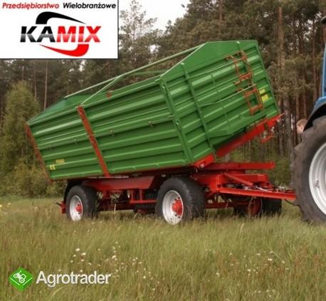 przyczepa rolnicza Przyczepa PRONAR T680 - zdjęcie 5