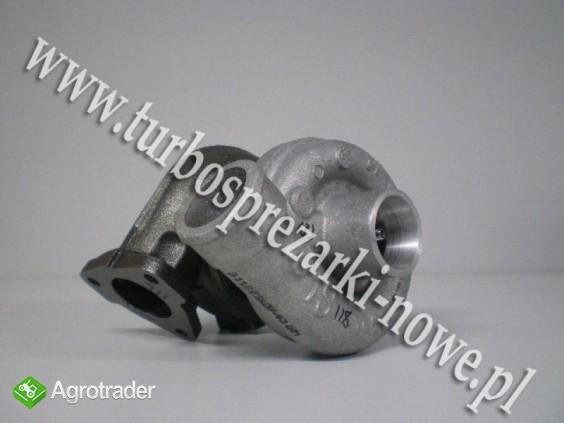 Turbosprężarka SCHWITZER - Deutz -  3.1 319261 /  319246 /  319247 /