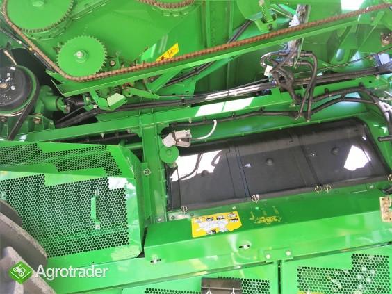 JOHN DEERE S690i - 9,15 M - SPROWADZONY - 2011 ROK - zdjęcie 4