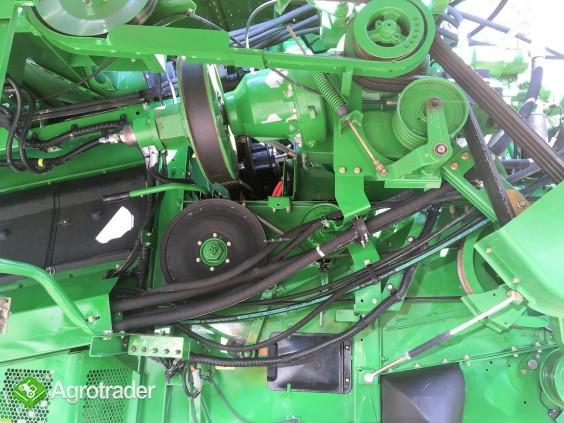 JOHN DEERE S690i - 9,15 M - SPROWADZONY - 2011 ROK - zdjęcie 5