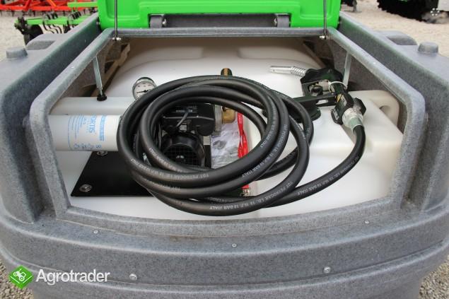 Zbiornik na paliwo on ropę fortis 2500 L cpn Agroline 2 - zdjęcie 3