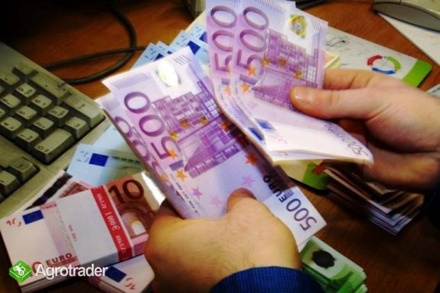 Oferta pożyczki między bardzo prostą i szybką osobą