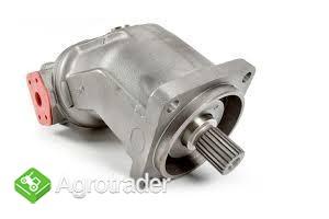 Silniki hydrauliczne REXROTH A6VM200EZ2/63W-VAB020HB  - zdjęcie 3