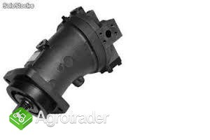 Oferujemy Państwu silniki hydrauliczne firmy Rexroth: