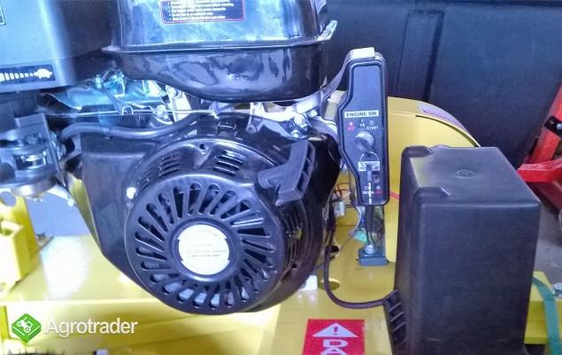 Koparka łańcuchowa spalinowa - Trencher do nawodnień QKF-15 - V2 - zdjęcie 2