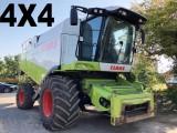 CLAAS LEXION 570 - 4X4 - V750 - 2008 ROK