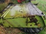 Gardziel podajnik pochyły Claas Dominator 96,106,108 części