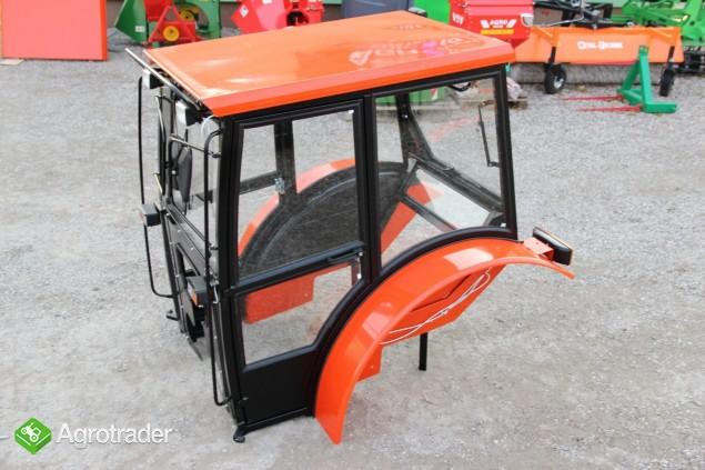 Kabina ciągnikowa sadownicza sadownik Ursus  C360 C330 Szyszka C-360 - zdjęcie 1