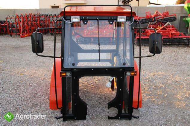 Kabina ciągnikowa sadownicza sadownik Ursus  C360 C330 Szyszka C-360 - zdjęcie 5