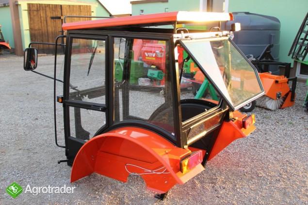 Kabina ciągnikowa sadownicza sadownik Ursus  C360 C330 Szyszka C-360 - zdjęcie 7