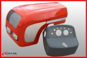 Maska ciągnikowa C-330 C330 Naglak z pulpitem maska do ciągnika